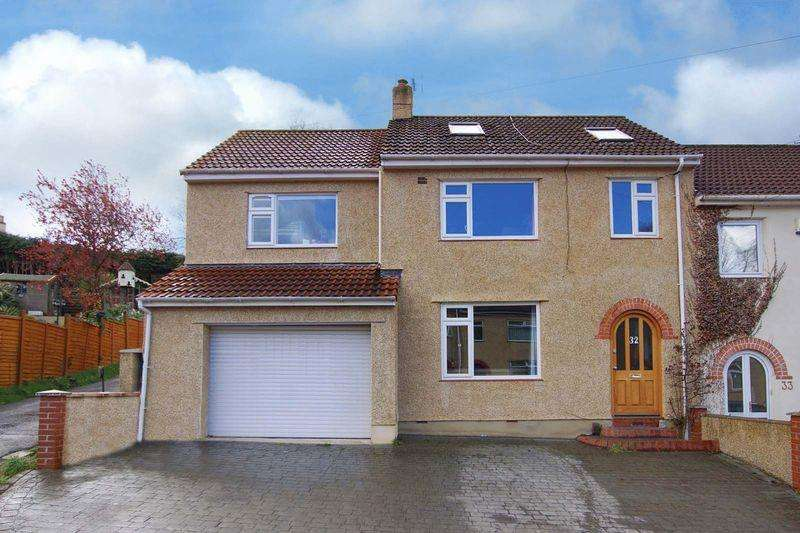6 Bedrooms End Of Terrace House for sale in Marion Walk, Bristol, BS5 8LL