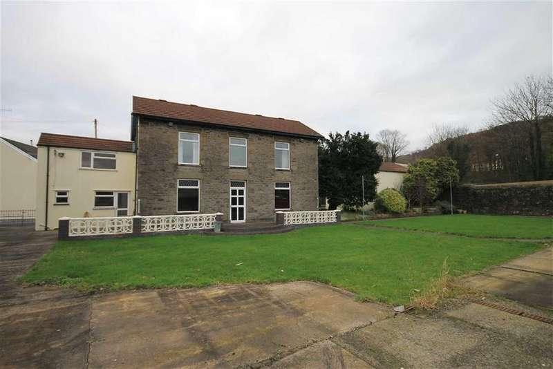 5 Bedrooms Detached House for sale in Ralph Street, Pontypridd