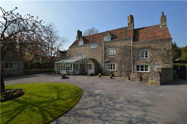 6 Bedrooms Detached House for sale in Porch House, West Street, Tytherington, Wotton-Under-Edge, Glos, GL12 8UQ