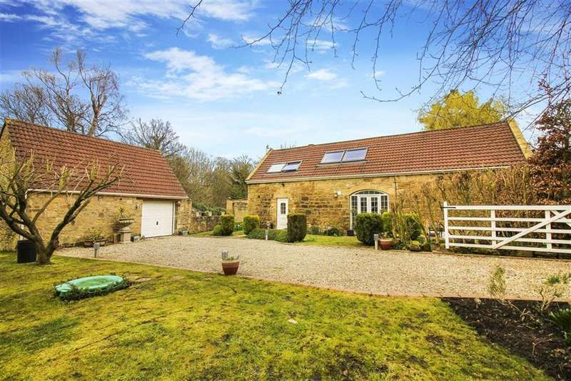 2 Bedrooms Barn Conversion Character Property for sale in Humford Mill, Bedlington, Northumberland