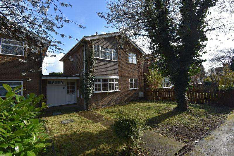 3 Bedrooms Link Detached House for sale in Houghton Regis
