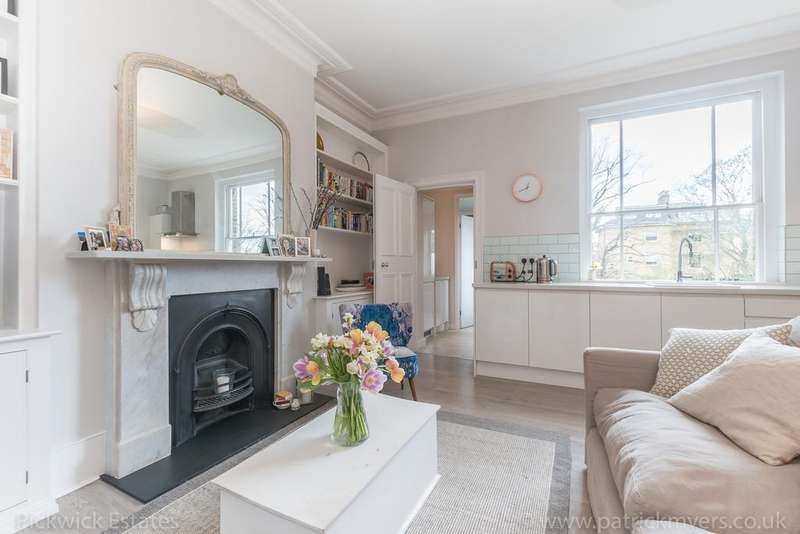 2 Bedrooms Flat for sale in Peckham Rye