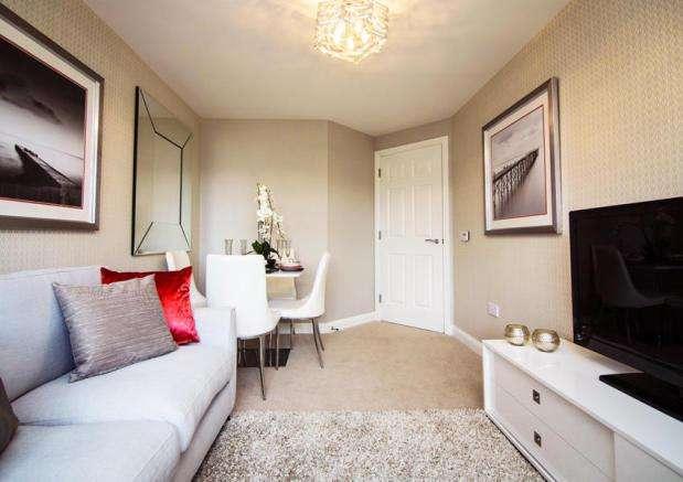 2 Bedrooms Flat for sale in Annick Road, Irvine, KA11