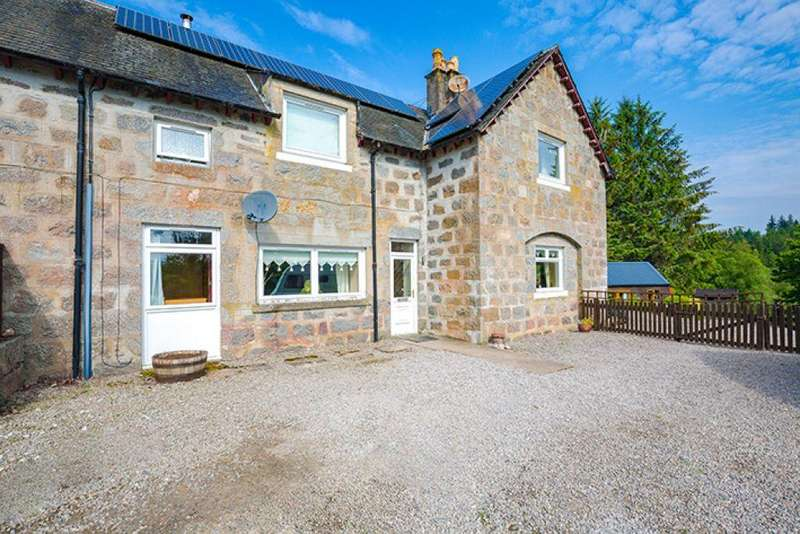4 Bedrooms Cottage House for sale in 2 Coach House, Achany, Lairg, Sutherland