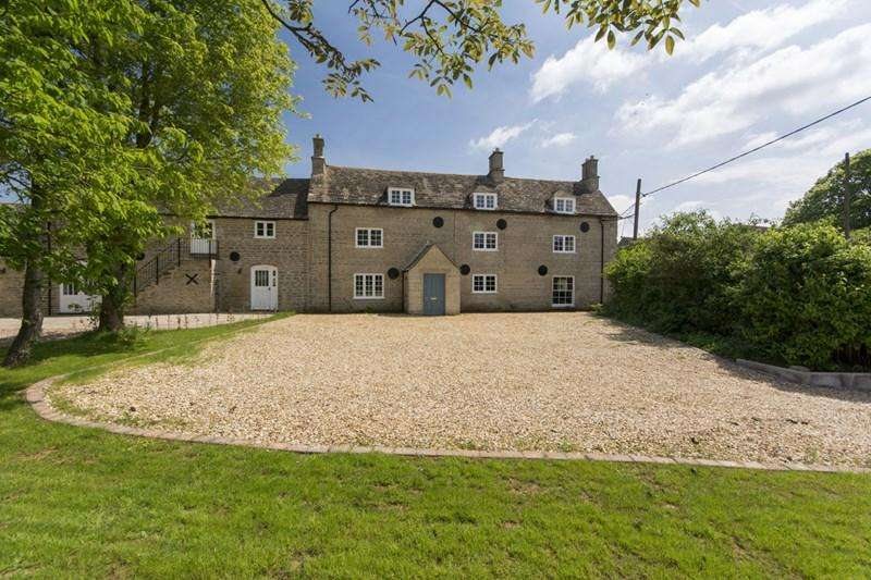 4 Bedrooms Farm House Character Property for sale in Upper Benefield, Nr Oundle, PE8