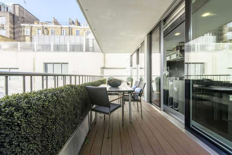 4 Bedrooms Apartment Flat for sale in Chesham Place, Belgravia, London SW1X