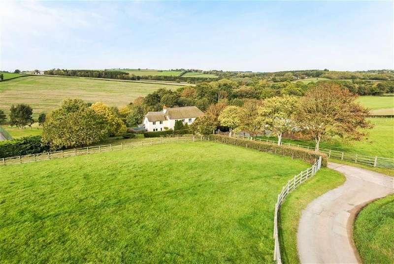 5 Bedrooms Detached House for sale in Sandford, Crediton, Devon, EX17