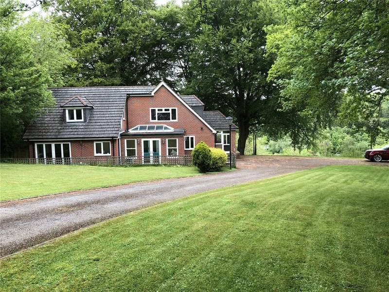 5 Bedrooms Detached House for sale in Lith Avenue, Horndean, Hampshire