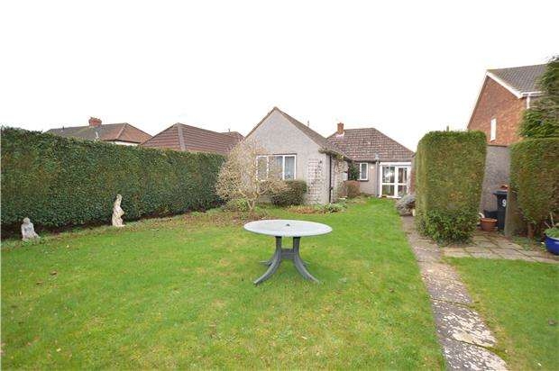 3 Bedrooms Detached Bungalow for sale in Moorland Road, Yate, BRISTOL, BS37 4BZ