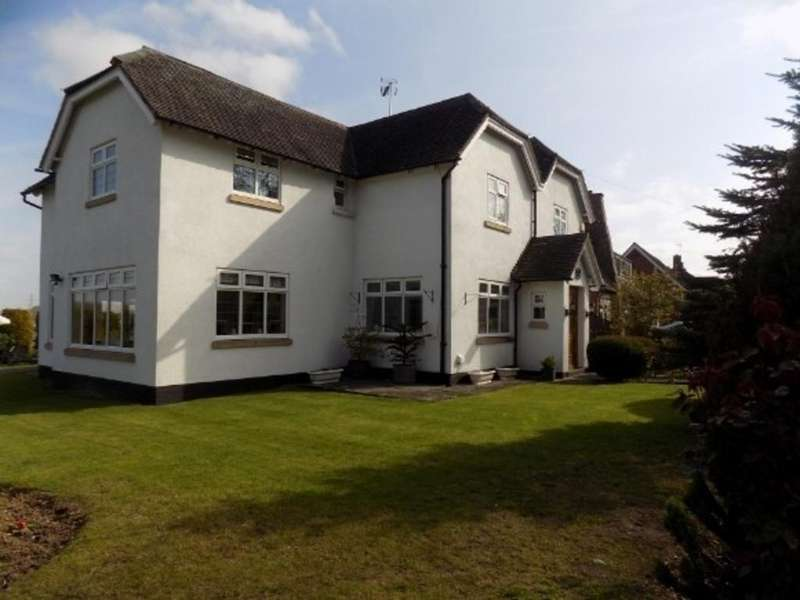 5 Bedrooms Detached House for sale in Easton House, Aston Flamville, Hinckley