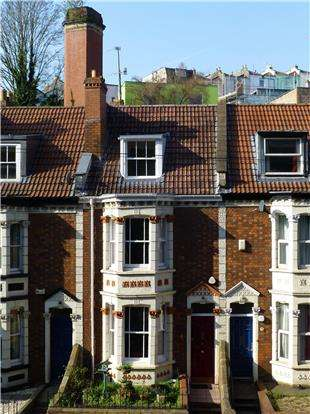 4 Bedrooms Terraced House for sale in Jacobs Wells Road, Bristol, BS8 1DX