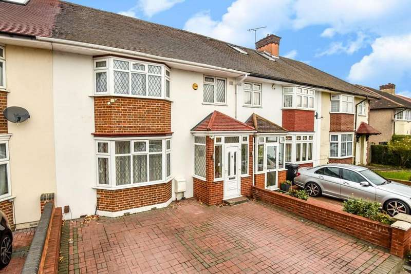 3 Bedrooms Terraced House for sale in Allan Way, Acton