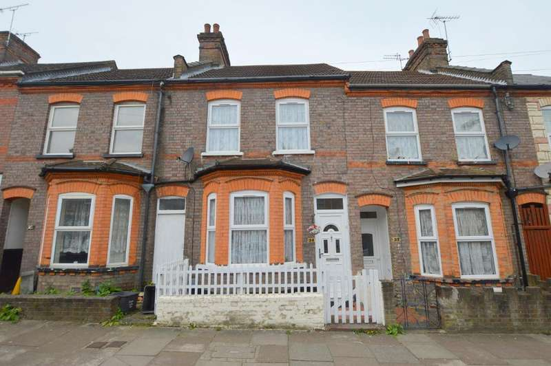 3 Bedrooms Terraced House for sale in Belmont Road, Dallow, Luton, LU1 1LL