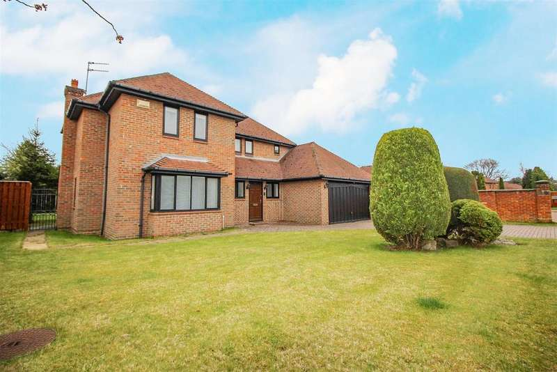 4 Bedrooms Detached House for rent in Greystoke Park, Gosforth, Newcastle Upon Tyne