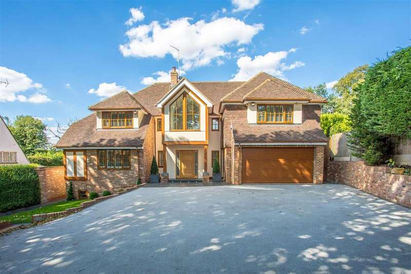 5 Bedrooms Detached House for sale in Mount Avenue, Hutton, Brentwood