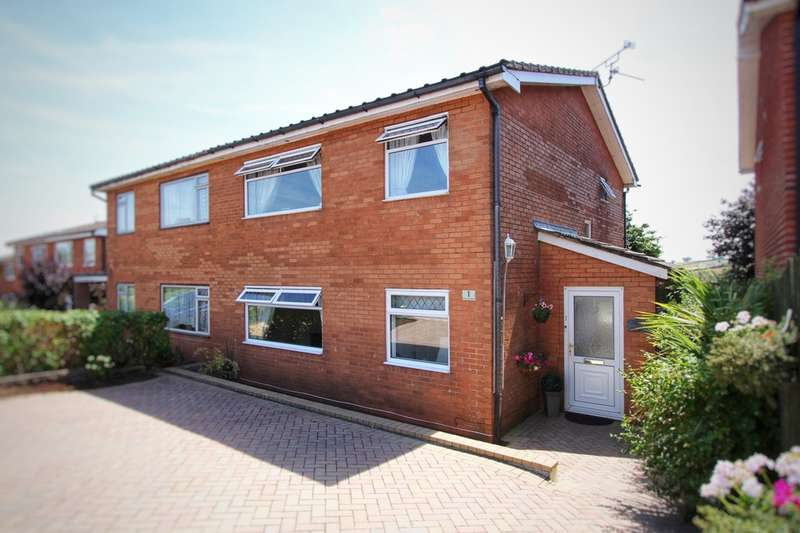 3 Bedrooms Semi Detached House for sale in Pen Y Groes Grove, Bassaleg, Newport