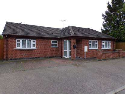 3 Bedrooms Bungalow for sale in Hillrise Avenue, Braunstone Town, Leicester, Leicestershire