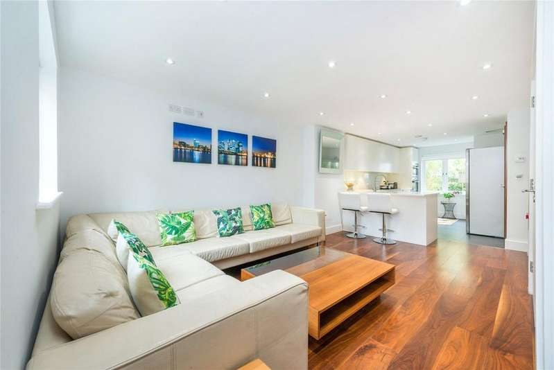 5 Bedrooms Terraced House for sale in St Davids Square, Isle Of Dogs, London