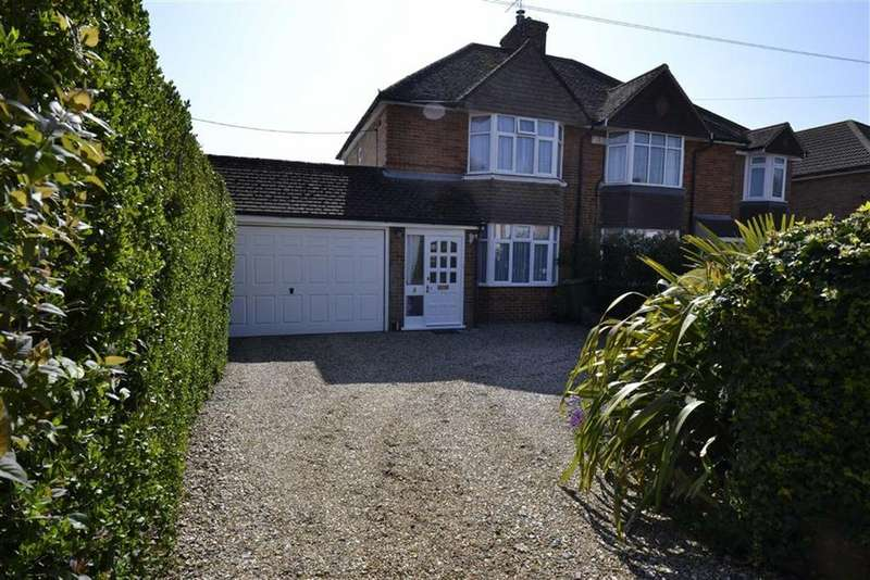 3 Bedrooms Semi Detached House for sale in Roman Way, Thatcham, Berkshire, RG18