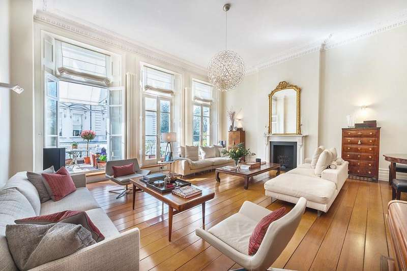 4 Bedrooms Apartment Flat for sale in Queen's Gate Gardens, South Kensington, SW7