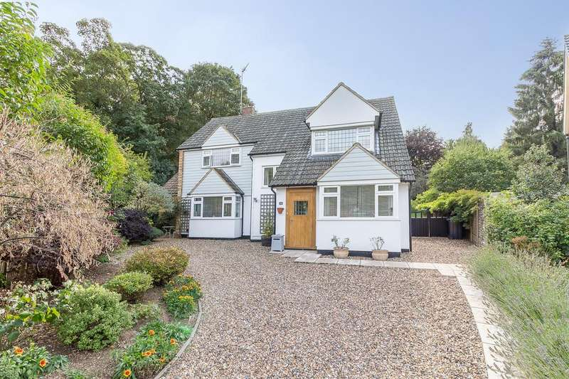 4 Bedrooms Detached House for sale in Valley Close, Herdord SG13
