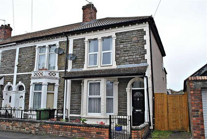 3 Bedrooms End Of Terrace House for sale in West Street, Kingswood, Bristol