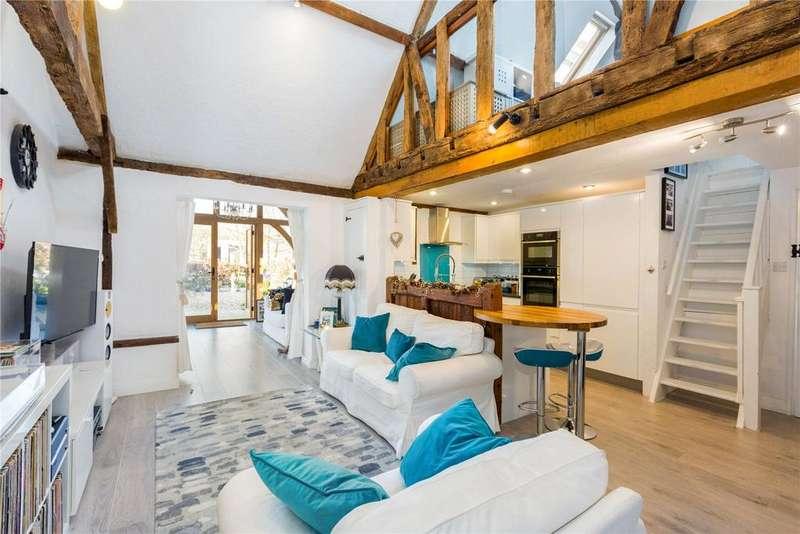 3 Bedrooms Unique Property for sale in Raans Farm, Raans Road, Amersham, Buckinghamshire, HP6