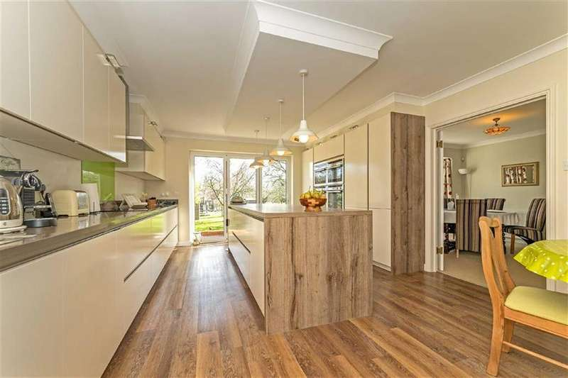 4 Bedrooms Detached House for sale in Ashwell Road, Baldock, Hertfordshire
