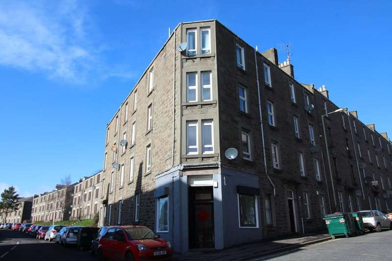 2 Bedrooms Flat for sale in Peddie Street, Dundee, DD1