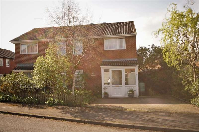 5 Bedrooms Detached House for sale in Huntingdon Close, Lower Earley, READING, Berkshire