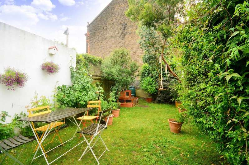 3 Bedrooms Maisonette Flat for sale in College Road, Kensal Rise, NW10