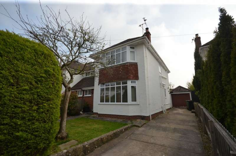 4 Bedrooms Semi Detached House for sale in Victoria Road, Saltford, BS31