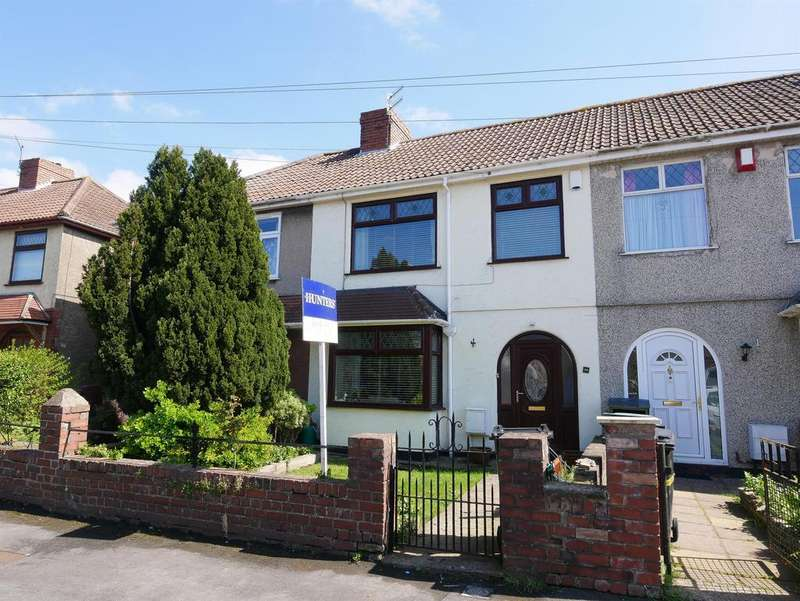3 Bedrooms Terraced House for sale in Tyning Road, Bristol, BS3 5DF
