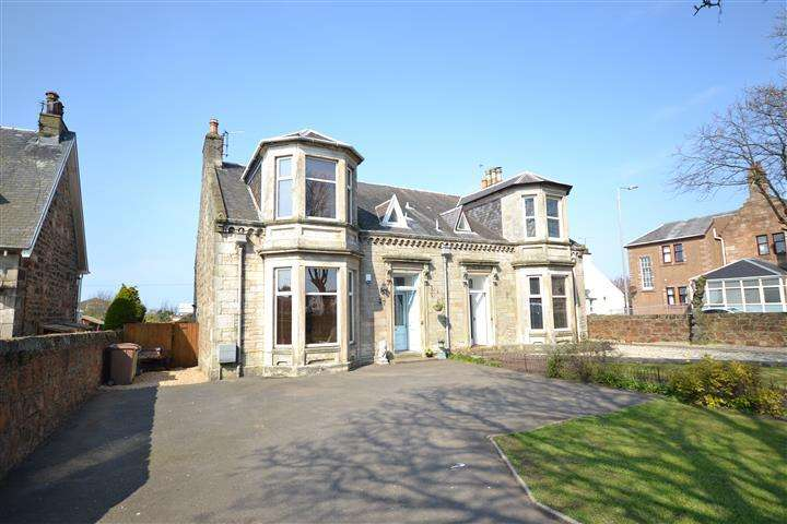 4 Bedrooms Semi-detached Villa House for sale in 27 Prestwick Road, Ayr, KA8 8LB