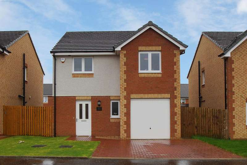3 Bedrooms Detached House for sale in Edradour Place, Kilmarnock KA3