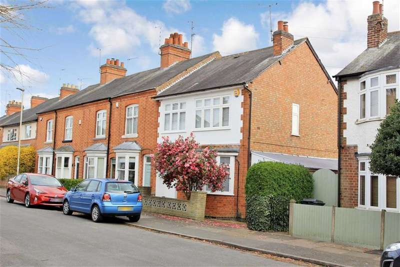 4 Bedrooms Semi Detached House for sale in Sidney Road, South Knighton, Leicester