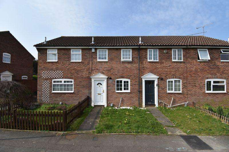 2 Bedrooms Terraced House for sale in Osprey Walk, Luton