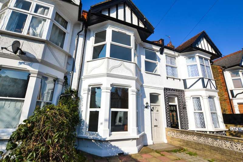 3 Bedrooms House for sale in Gillingham Road, London, NW2 1RL