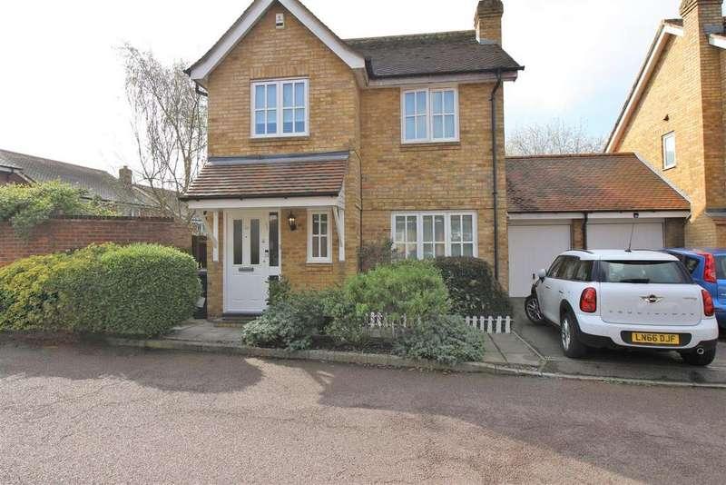 3 Bedrooms Link Detached House for sale in Mulberry Gardens, Shenley, Radlett