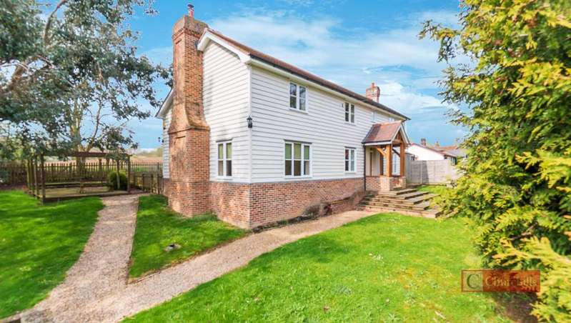 4 Bedrooms Detached House for sale in Widford Road, Much Hadham