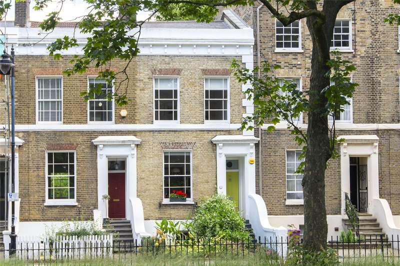 3 Bedrooms Terraced House for sale in Cadogan Terrace, London, E9