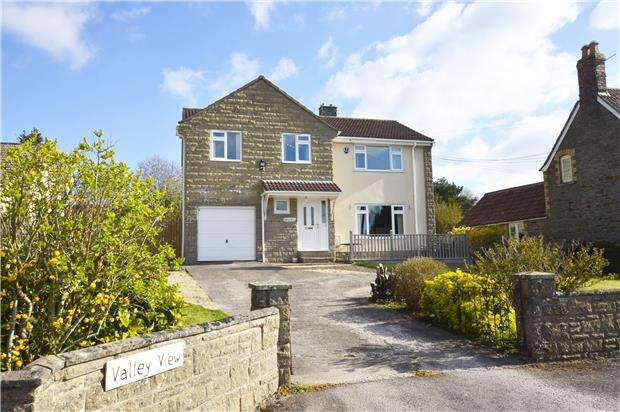 4 Bedrooms Detached House for sale in Greyfield Road, High Littleton, BRISTOL, BS39 6XZ