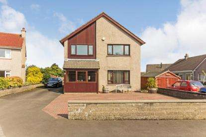 3 Bedrooms Detached House for sale in Halberts Crescent, Stirling