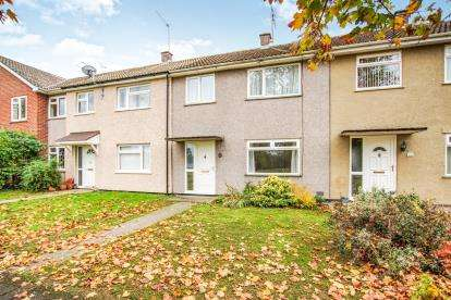 3 Bedrooms Terraced House for sale in Wye Court, Thornbury