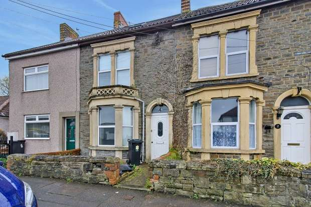 3 Bedrooms Terraced House for sale in Tippetts Road, Bristol, Avon, BS15 8NS