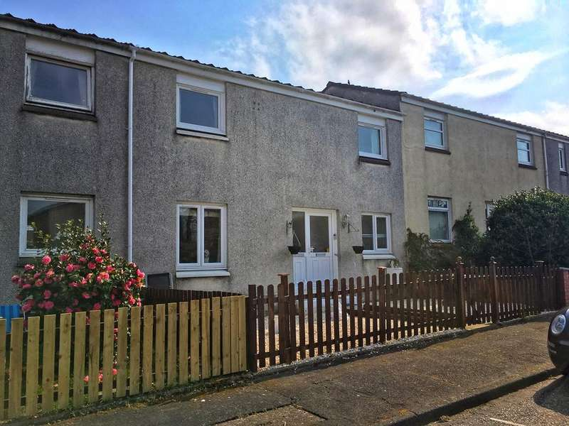 3 Bedrooms Terraced House for sale in Castleview, Dundonald KA2
