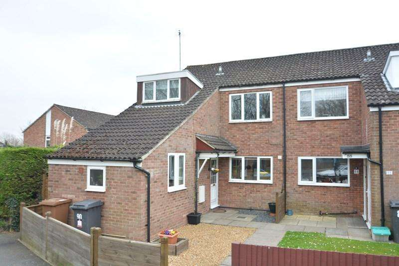 4 Bedrooms End Of Terrace House for sale in Roman Way, Andover