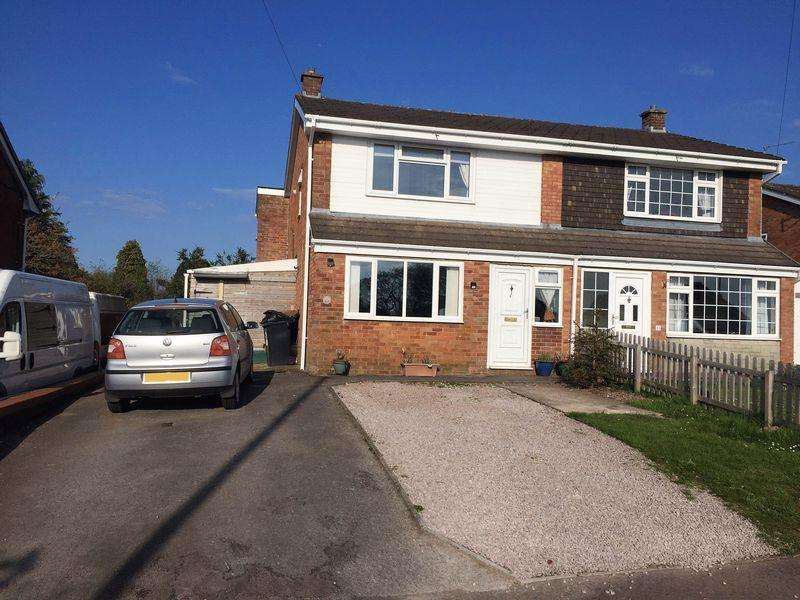 3 Bedrooms Semi Detached House for sale in Lydney, Gloucestershire