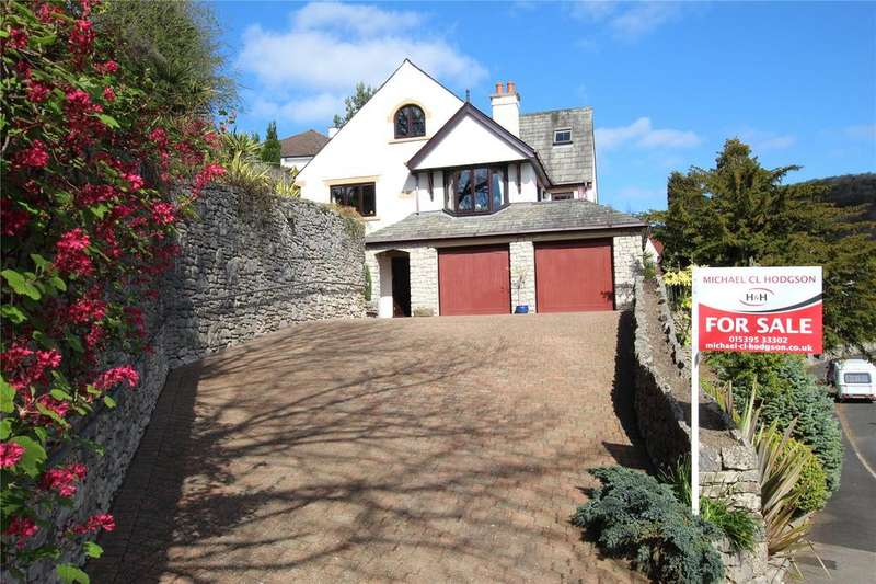 6 Bedrooms Detached House for sale in Scar House, 20 Highfield Road, Grange-over-Sands, Cumbria