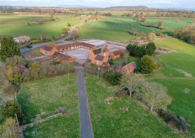 6 Bedrooms Detached House for sale in Forthampton, Gloucester, Gloucestershire